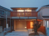 Three Logs House