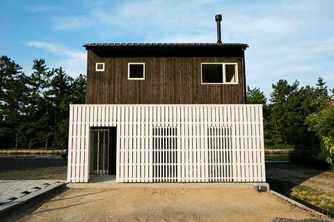 House in Amanohashidate